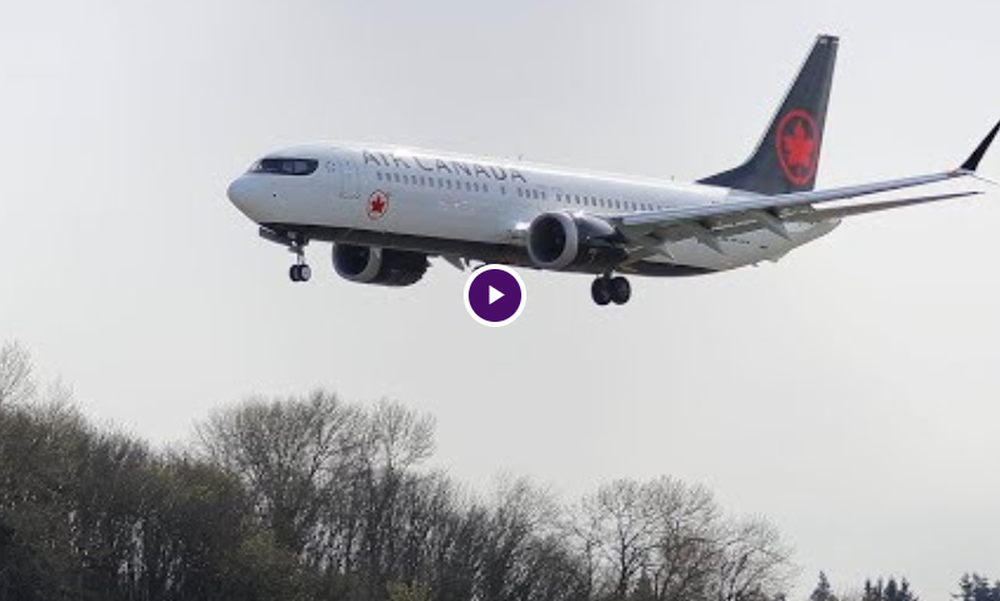 Επιβάτης κοιμήθηκε στην πτήση και ξύπνησε μέσα σε σκοτεινό και κλειδωμένο αεροπλάνο!
