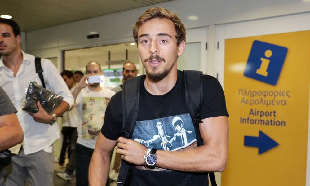 ΑΕΚ: Ο Ζεράλδες ήρθε, οι βαλίτσες του… όχι