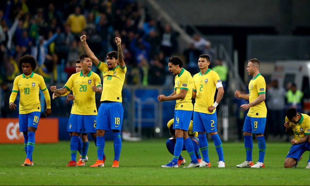 Κόπα Αμέρικα: Στα πέναλτι πήρε την πρόκριση η Βραζιλία (photos+video)