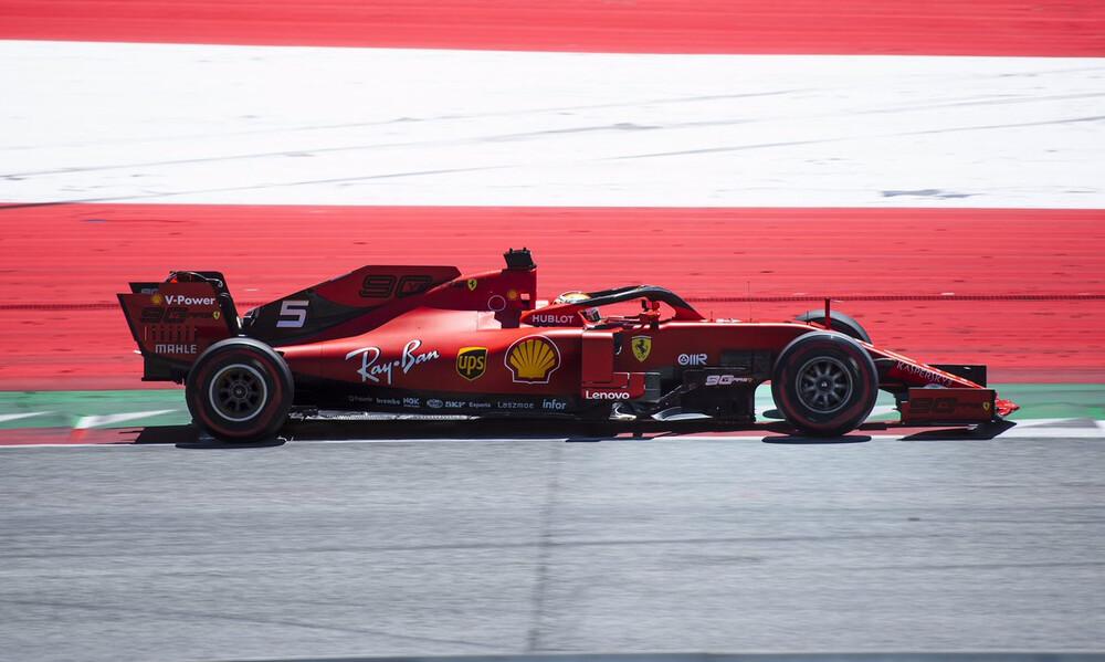 Grand Prix Αυστρίας: Ο Λεκλέρκ με Ferrari την pole position (video)