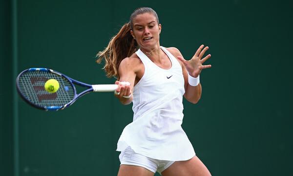 Μαρία Σάκκαρη: Πρόκριση στον 2ο γύρο του Wimbledon