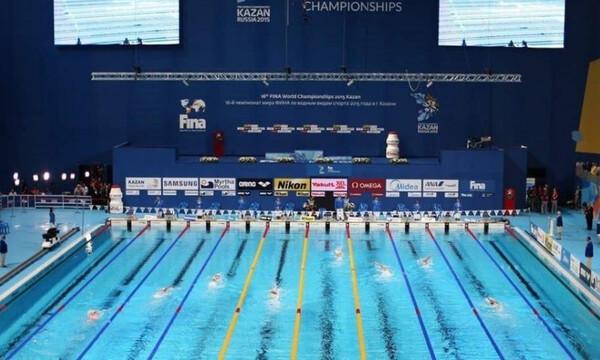 Κολύμβηση: Ο Μάρκος 10ος στα 1.500μ. ελεύθερο