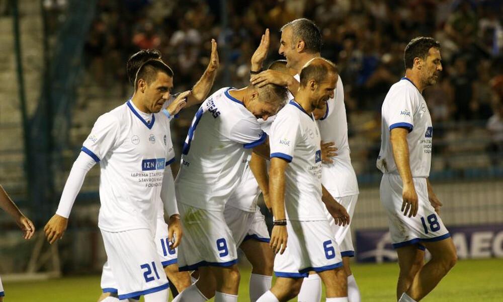 Το Euro 2004 «αναβίωσε» 15 χρόνια μετά και η Ελλάδα το έκανε ξανά!