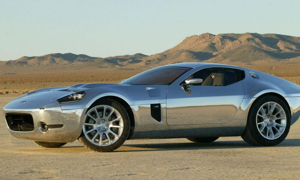 H Shelby GR-1 γυαλίζει περισσότερο και από τρόπαιο του Champions League