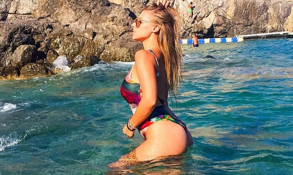 Η Ελληνίδα τραγουδίστρια που τα… πετάει όλα στο Instagram (photos)