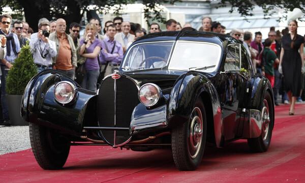 Η Bugatti φ?ρνει π?σω το πολυτιμ?τερο αμ?ξι στον κ?σμο