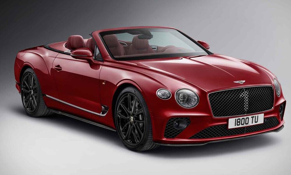 Η Bentley γιορτάζει με ένα αμάξι-έπος
