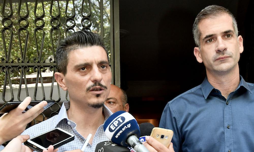Σιγουριά Γιαννακόπουλου και Μπακογιάννη για Βοτανικό (photos+video)