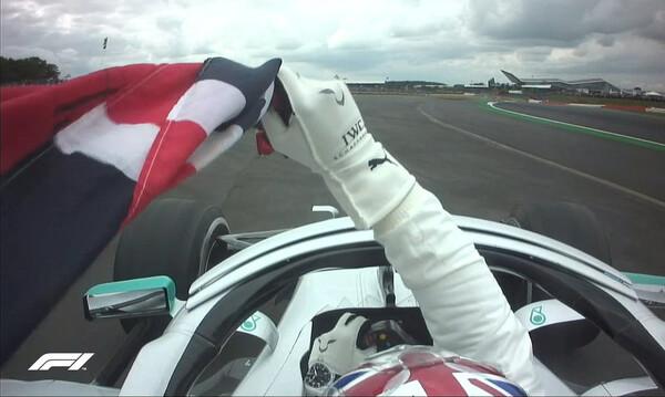 Formula 1: Ν?κη στην… ?δρα του ο Χ?μιλτον (photos)