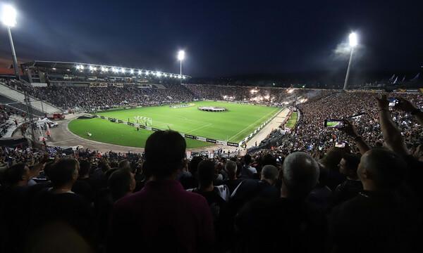 ΠΑΟΚ: Η UEFA στην Τούμπα