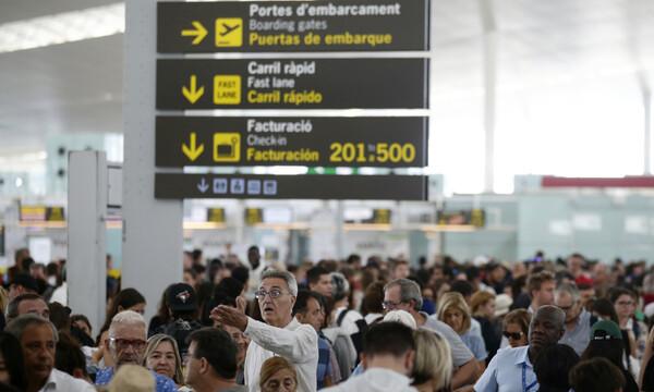 Πανικός στο αεροδρόμιο: Δείτε πού έκρυψε μισό κιλό κοκαΐνη