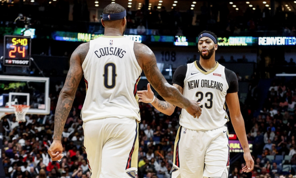 NBA: Αποθε?νει Κ?ζιν? ο Ντ?ιβι? (video+photos)