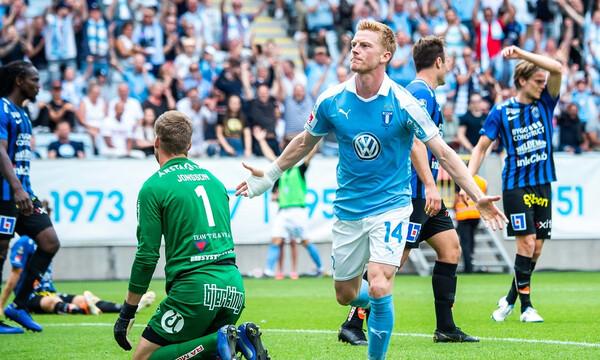 Απίθανο γκολ στο Σουηδικό πρωτάθλημα! (video)
