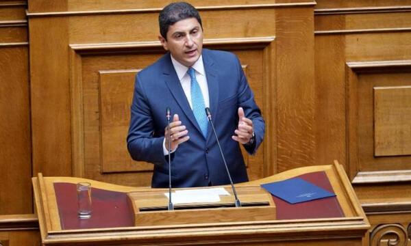 Αυγενάκης: «Να προχωρήσει άμεσα το σχέδιο για το γήπεδο του Παναθηναϊκού» (video)