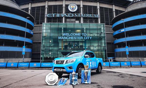 Η Nissan και το City Football Group, επεκτε?νουν την παγκ?σμια συνεργασ?α του?