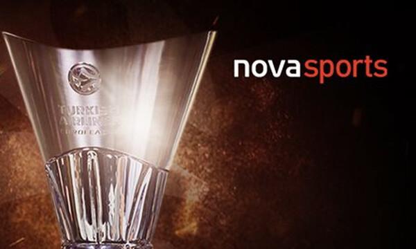 Επ?σημο: Στη Nova μ?χρι το 2023 η Euroleague