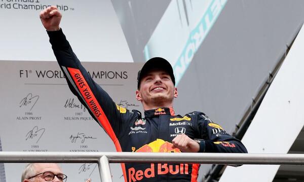 Formula 1: Απ?στευτο το Grand Prix τη? Γερμαν?α?, νικητ?? ο Φερστ?πεν!